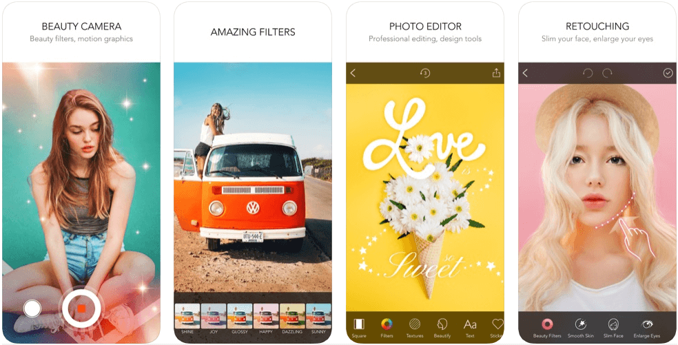 Moldiv - photo collage apps