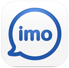 imo-app-logo - video chat apps