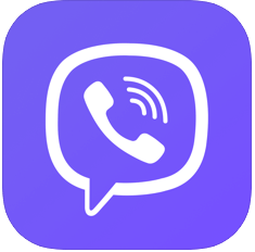 viber-app-logo - video chat apps