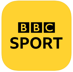 BBC sport - sports apps