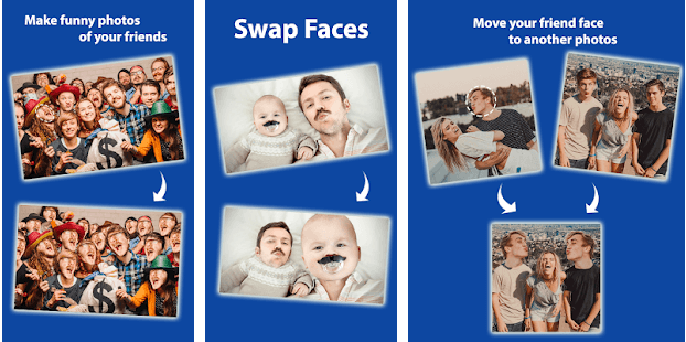 Cupace - faceapp alternatives