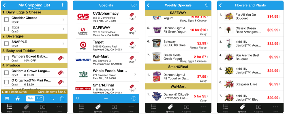 Grocery Pal - online grocery shopping apps