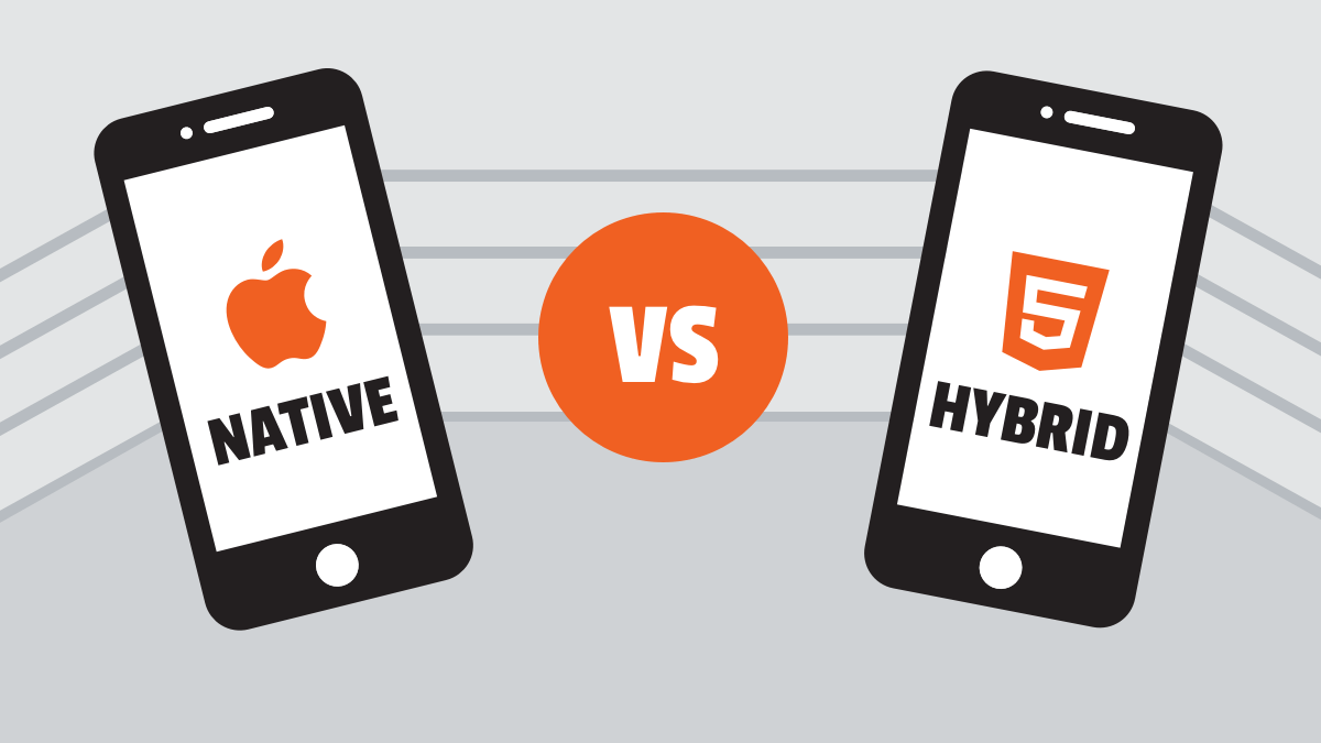 native vs hybrid - strategies for mobile app developers