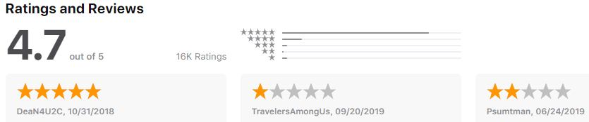 Norton Mobile Security - rating