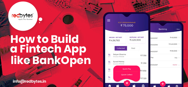 build a fintech app like BankOpen