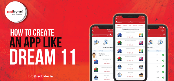 create an app like dream11